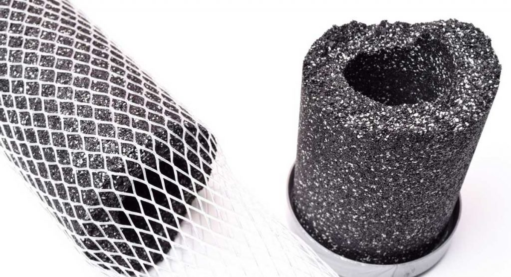 The Carbon Block Water Filter